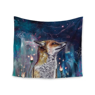 Kess InHouse Mat Miller 'There is a Light' 51x60-inch Wall Tapestry