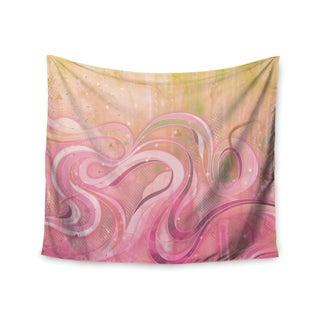 Kess InHouse Mat Miller 'Cascade' 51x60-inch Wall Tapestry
