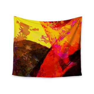 Kess InHouse Matthias Hennig 'Into The Fire' 51x60-inch Wall Tapestry