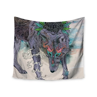 Kess InHouse Mat Miller 'Journeying Spirit' 51x60-inch Wall Tapestry