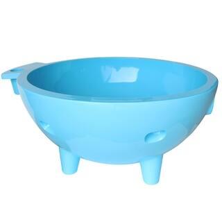 ALFI Brand Light Blue Round Fiberglass Portable Outdoor Hot Tub https://ak1.ostkcdn.com/images/products/12100646/P18963576.jpg?impolicy=medium