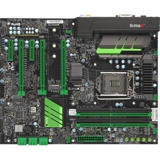 Supermicro C7Z170-OCE Desktop Motherboard - Intel Chipset - Socket H4