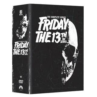 Friday The 13th The Series: The Complete Series Pack (DVD)