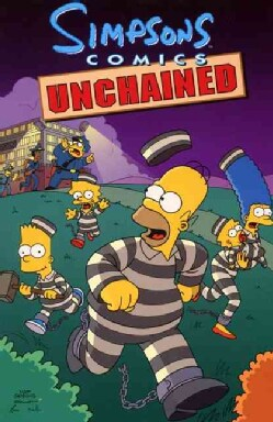 Simpsons Comics Unchained (Paperback)