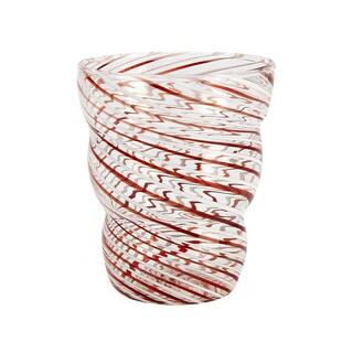 Savona Red and White Glasses (Set of 4)