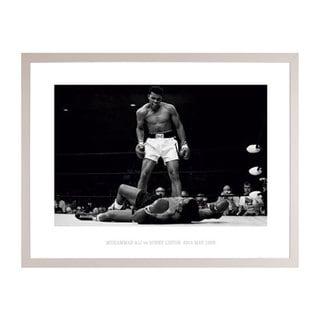 Muhammad Ali vs Sonny Liston 24-inch x 32-inch Print