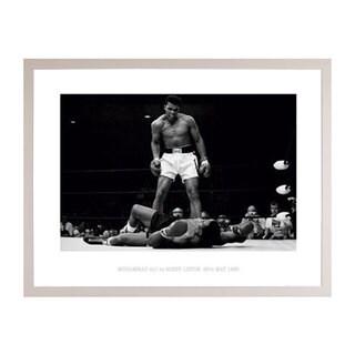 Muhammad Ali vs Sonny Liston 23.5-inch x 31.5-inch Print