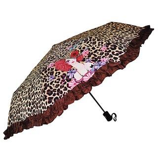 Nicole Lee Sunny Print Umbrella