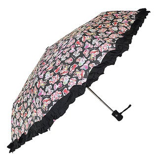 Nicole Lee Munecas Multicolored Print Umbrella
