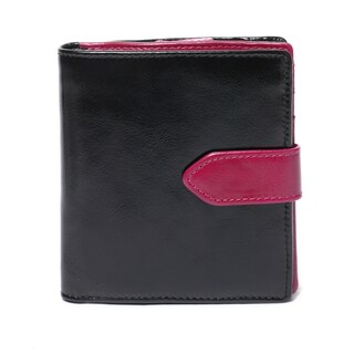Vicenzo Leather Dierdra Compact Leather Wallet