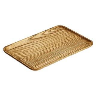 Impulse Redwood Brown Wood Serving Tray