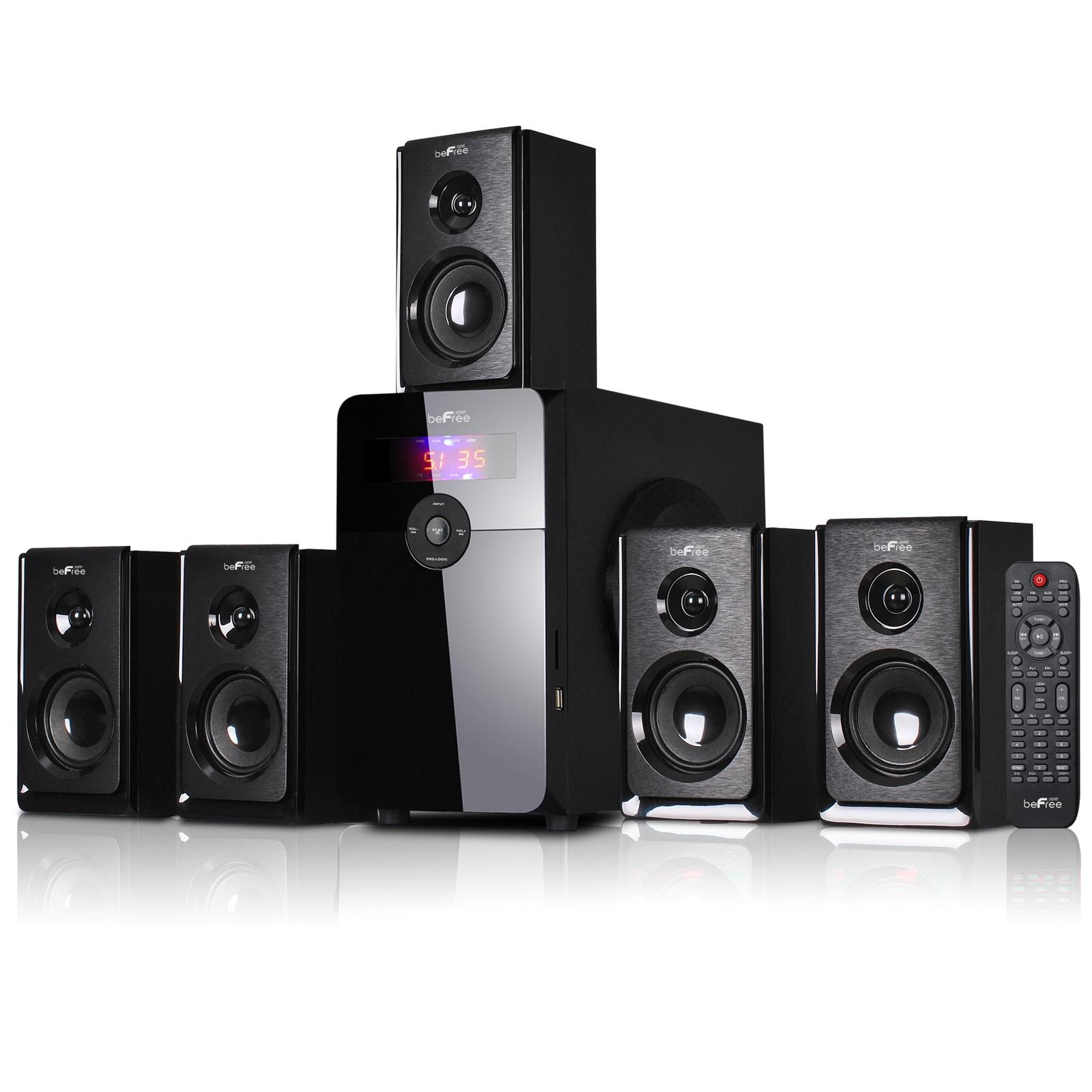 Coleman beFree Sound 5.1 Channel Surround Sound Bluetooth...