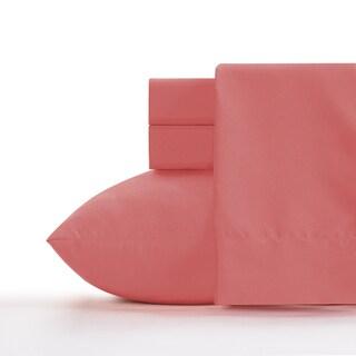 Crayola Cotton Candy Soft Brushed Microfiber Sheet Set