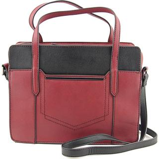 Danielle Nicole Women's Zuri Red Faux-leather Handbag