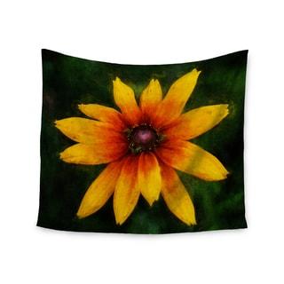 Kess InHouse Ginkelmier 'Wildflower In Sun' 51x60-inch Wall Tapestry