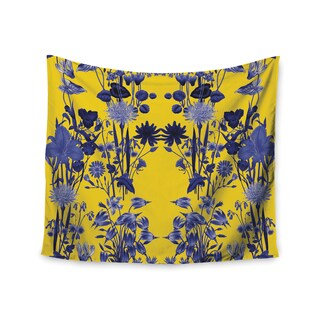 Kess InHouse Debora Chodik 'Bloom Flower' 51x60-inch Wall Tapestry