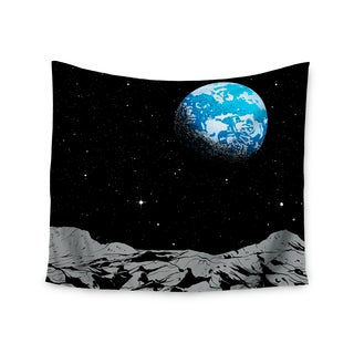 Kess InHouse Digital Carbine 'From The Moon' 51x60-inch Wall Tapestry
