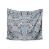 Kess InHouse DLKG Design 'Versailles Blue' 51x60-inch Wall Tapestry