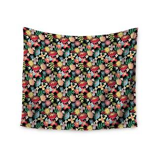 Kess InHouse DLKG Design 'Flower Power' 51x60-inch Wall Tapestry