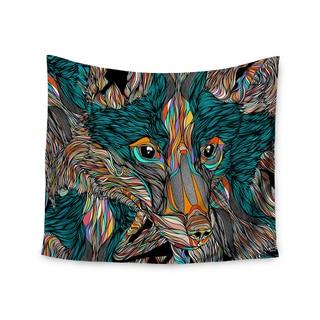 Kess InHouse Danny Ivan 'Fox' 51x60-inch Wall Tapestry