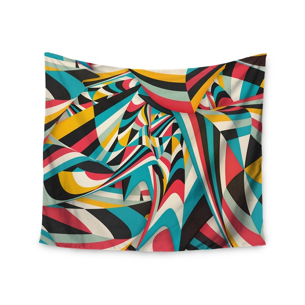Kess InHouse Danny Ivan 'Don't Come Close' 51x60-inch Wall Tapestry