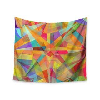 Kess InHouse Danny Ivan 'Star' 51x60-inch Wall Tapestry