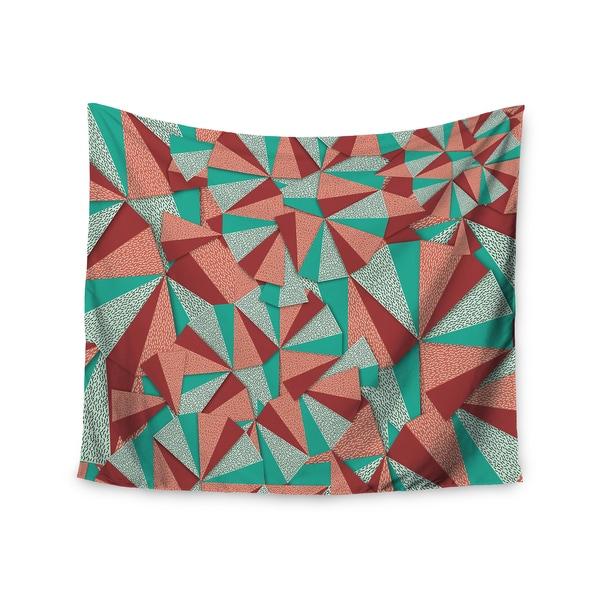 Kess InHouse Danny Ivan 'Marsala Pattern' 51x60-inch Wall Tapestry
