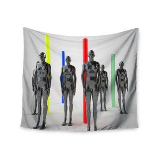 Kess InHouse Danny Ivan 'Girls' 51x60-inch Wall Tapestry