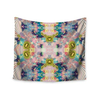 Kess InHouse Danii Pollehn 'LSD' 51x60-inch Wall Tapestry