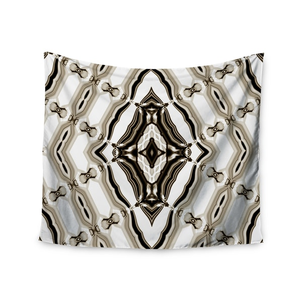 Kess InHouse Dawid Roc 'Inspired By Psychedelic Art 6' 51x60-inch Wall Tapestry