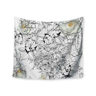 Kess InHouse Danii Pollehn 'Finebuqet' 51x60-inch Wall Tapestry