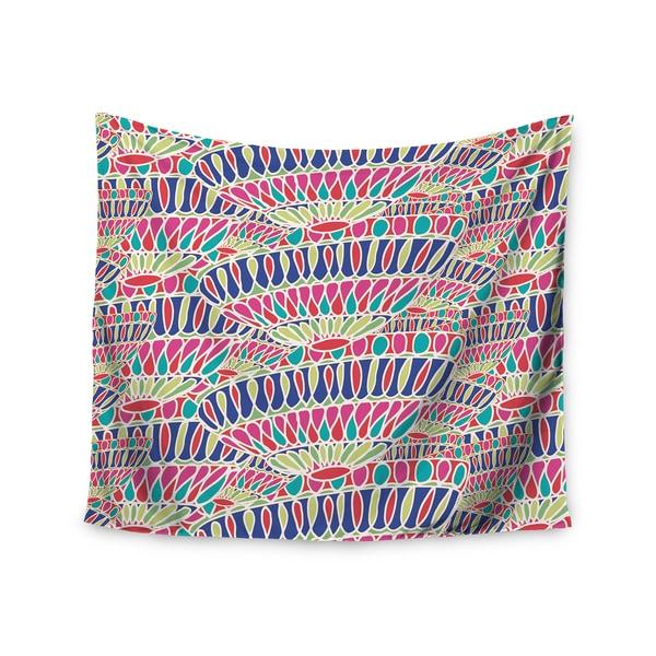 Kess InHouse Miranda Mol 'Abundance' 51x60-inch Wall Tapestry