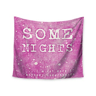 Kess InHouse Monika Strigel 'Some Nights' 51x60-inch Wall Tapestry