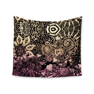 Kess InHouse Monika Strigel 'Neptunes Garden II' 51x60-inch Wall Tapestry
