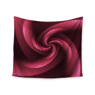 Kess InHouse Michael Sussna 'Isabella's Pinwheel' 51x60-inch Wall Tapestry