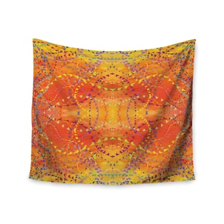 Kess InHouse Nikposium 'Sunrise' 51x60-inch Wall Tapestry