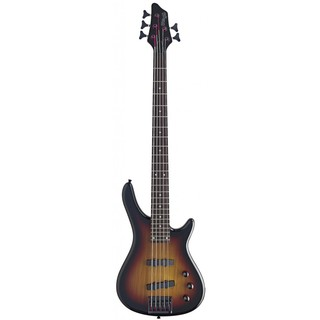 Stagg BC300/5-SB Fusion Sunburst Maple/Rosewood/Nickel 5-string Electric Bass Guitar
