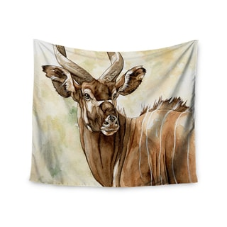 Kess InHouse Wildlife 'Africa 1' 51x60-inch Wall Tapestry