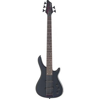 Stagg BC300 Fusion Black 5-string Electric Bass Guitar