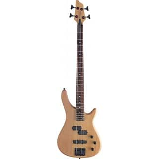 Stagg BC300-NS 'Fusion' Natural Electric Bass Guitar (Option: Natural)|https://ak1.ostkcdn.com/images/products/12104710/P18966964.jpg?impolicy=medium