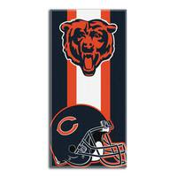 NFL 720 Bears Zone Read Beach Towel