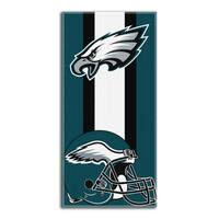 NFL 720 Eagles Zone Read Beach Towel