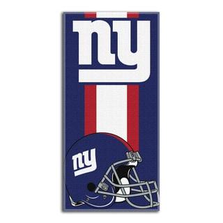 NFL 720 NY Giants Zone Read Beach Towel