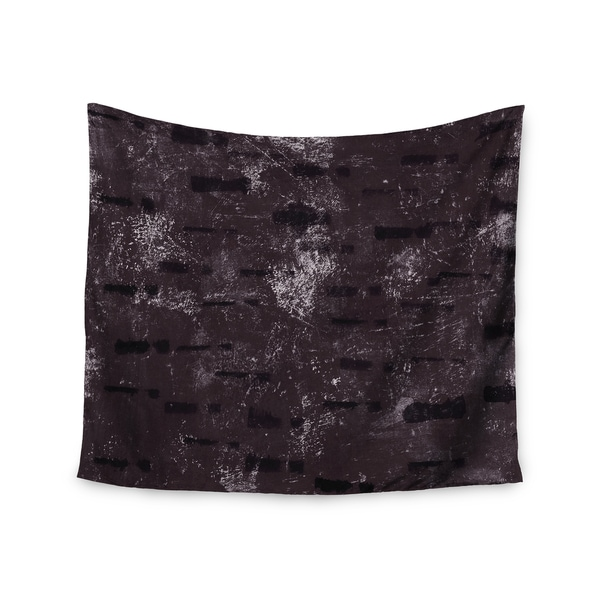 KESS InHouse Iris Lehnhardt 'Tex Mix Lounge' Abstract Purple 51x60-inch Tapestry