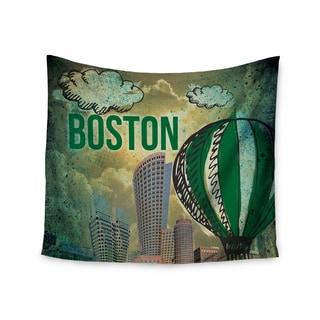 Kess InHouse iRuz33 'Boston' 51x60-inch Wall Tapestry
