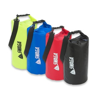 SWAGA 10-liter Dry Sack Waterproof Sports Bag