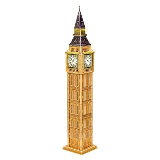 HSI Big Ben 3-D 94-piece Puzzle