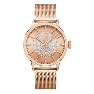 JBW Belle J6339B Women'ds Rose Goldplated Stainless Steel Watch