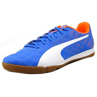Puma Men's Evo Speed Sala 3.4 Blue Synthetic Cross-training Shoes