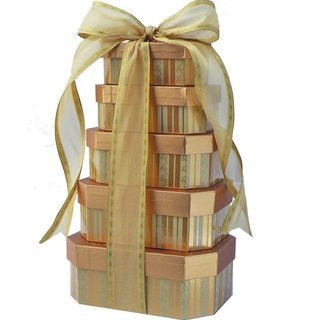 Sweet Appreciation Gift Tower Snacks and Treats (2 options available)